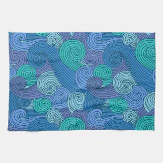 Beckoning Ocean Towels