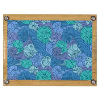 Beckoning Ocean Rectangular Cheeseboard