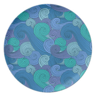 Beckoning Ocean Plate