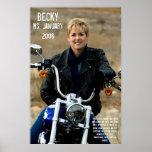 Becky, Ms. January 2008 Print