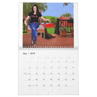 Becky's Farmhouse Calendar