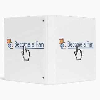 Become a Fan Binder