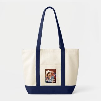 Become A Nurse Tote Bags