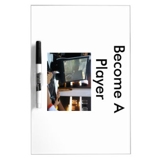 Become A Player Whiteboard