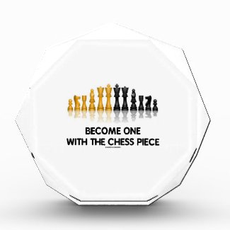Become One With The Chess Piece (Reflective Chess) Awards