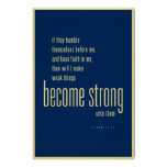 Become Strong poster (LDS)