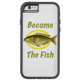 Become The Fish iPhone 6 Case