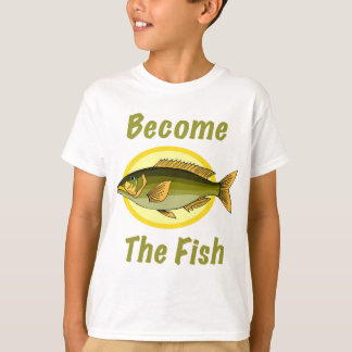 Become The Fish Kid's T-Shirt