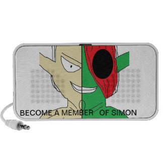 Become the Member Notebook Speaker