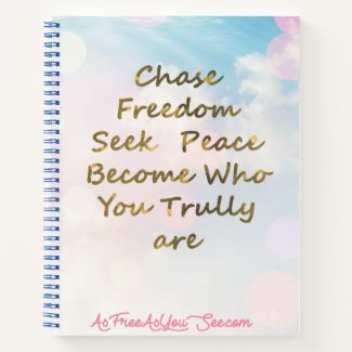Become the True You Notebook