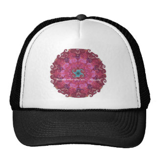 Become who you are. - Nietzshe Trucker Hat