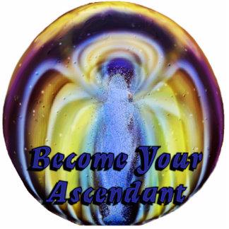 Become Your Ascendant Photo Sculpture