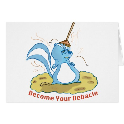 Become your debacle cards