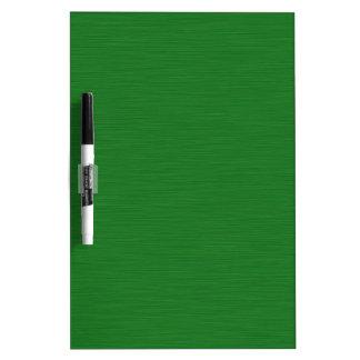 Becomes green Holzmaserung Dry Erase Board