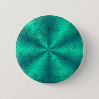 Becomes green rainbow in elephant Skin leather opt Pinback Button