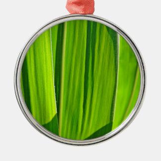 Becomes green to three corn sheets ornaments