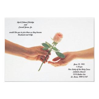 Becoming Husband and Wife Custom Invites