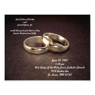 Becoming Husband and Wife Invitations