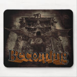BECOMING - Sonic Reaper Mouse Pad