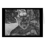 Becoming the Obsidian Butterfly - notecard Stationery Note Card