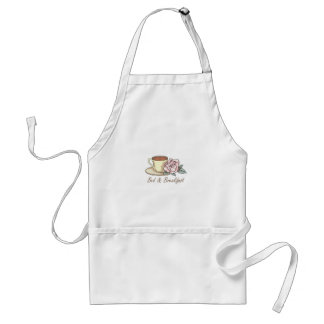 BED & BREAKFAST ADULT APRON