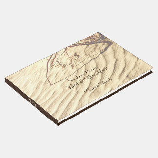 Bed & Breakfast B&B Guest Book Ripples in the Sand