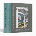 Bed & Breakfast Booking Binder or CUSTOM