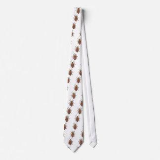 Bed Bug Sketch Tie
