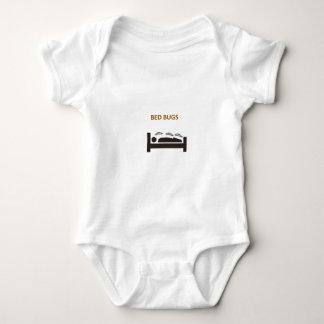 Bed Bugs Baby Bodysuit