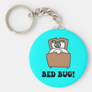bed bugs keychain