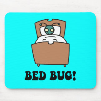 bed bugs mouse pad