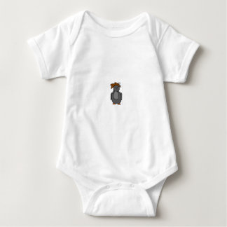 Bed Head Penguin Baby Bodysuit