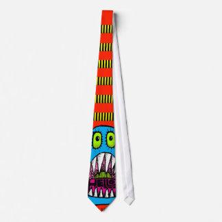 Bed Monster Tie