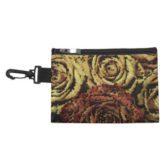 Bed Of Abstract Roses Accessories Bag