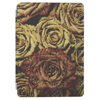 Bed Of Abstract Roses iPad Air Cover