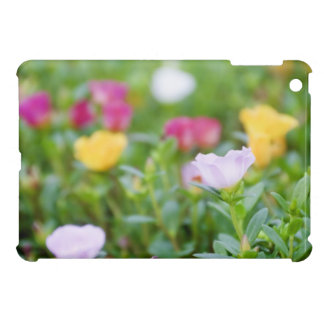 Bed of Flowers (2) iPad Mini Covers
