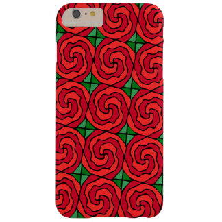 Bed of Red Roses Barely There iPhone 6 Plus Case
