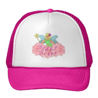 Bed of Roses Trucker Hat