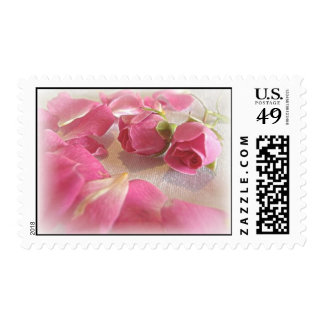 Bed of Roses Postage