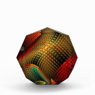 Bed of Snakes Abstract Fractal Artwork Award