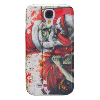 Bed Santa Claus Galaxy S4 Cover