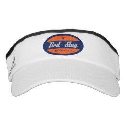 Bed Stuy Brooklyn New York Visor Hat