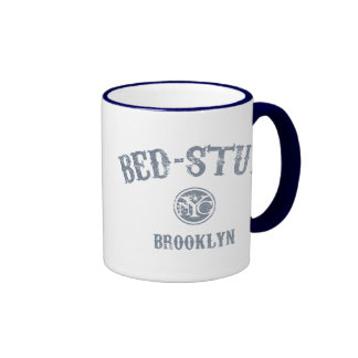 Bed-Stuy Ringer Mug