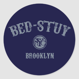 Bed-Stuy Sticker