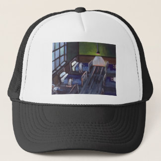 BED TIME IN THE HOME TRUCKER HAT