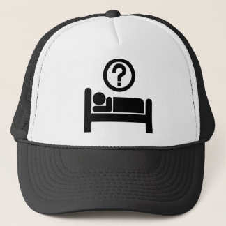 Bed Time Lover! Trucker Hat