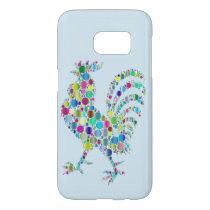 Bedazzled Chicken Phone Case
