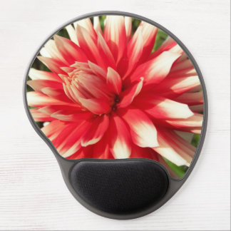 Bedazzling Dahlia Gel Mouse Pads