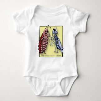 Bedbug And Skeeter Baby Bodysuit