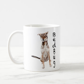 """BedBug """"The Buggers"""" Coffee Mug"""
